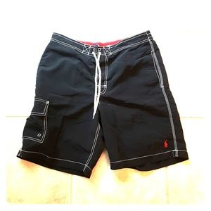 Men's Polo Swim Trunks SZ S
